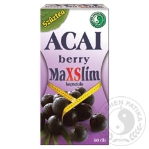Image of Acai berry Maxslim -Chen Patika-