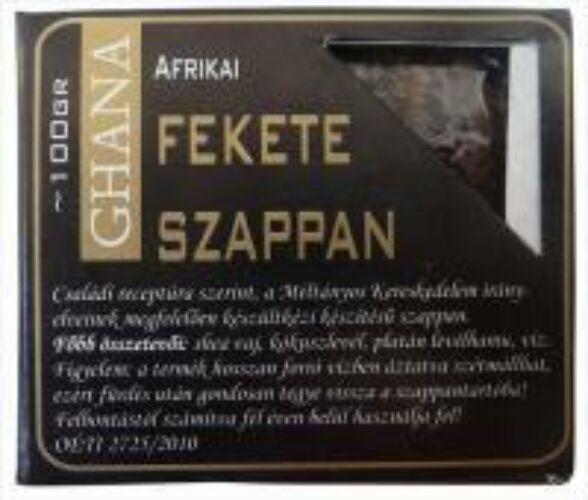 Image of Afrikai fekete szappan