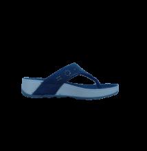 Walk: Kék lábujjas női papucs