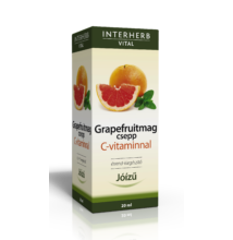 GRAPEFRUITMAG csepp VITAL C-vitaminnal 20 ml -Intreherb-