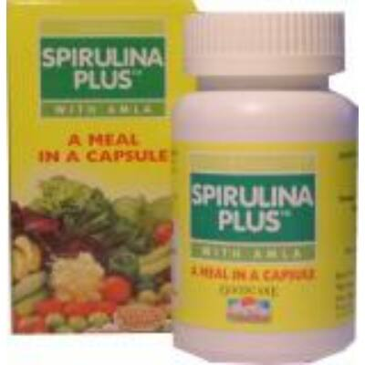 Spirulina Plus kapszula 60x-GoodCare-