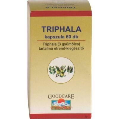Triphala kapszula 60x -GoodCare-