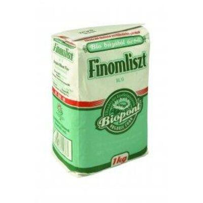 BIO Finomliszt 1 kg. -Biopont-