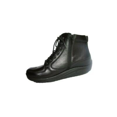 Waldlaufer Dynamic  Herina fekete bokacipő - Waldlaufer cipők ... 0e5e6eb720