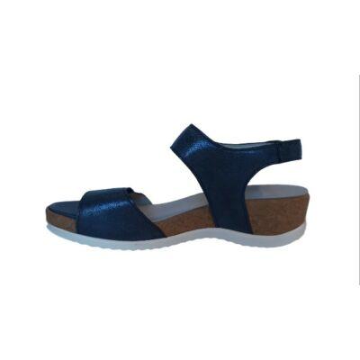 Waldlaufer  Hilda női szandál kék - Waldlaufer cipők - Egészséges ... e2faaea9bc