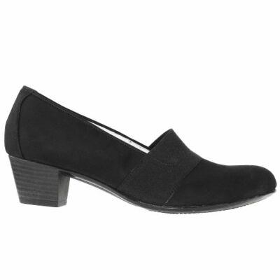 Waldlaufer: Hilaria fekete női félcipő
