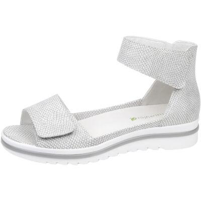 Waldlaufer  Hakura ezüst mintás - Waldlaufer cipők - Egészséges ... 65a7af0cd2