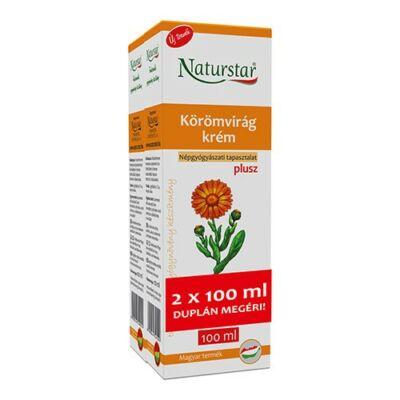 Körömvirág krém dupla -Naturstar-