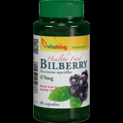 Fekete áfonya 470 mg. -Vitaking-