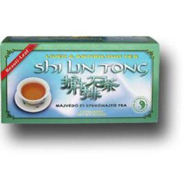 Shi Lin Tong tea-Chen patika- filteres