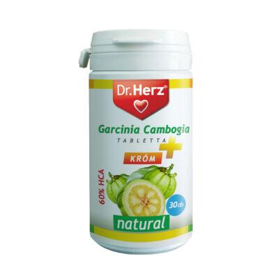 Garcinia Cambogia kivonat 1000mg tabletta -Dr.Herz-
