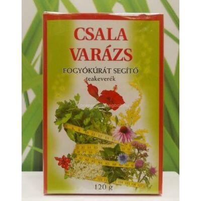 Csala Varázs tea szálas 120 gr.
