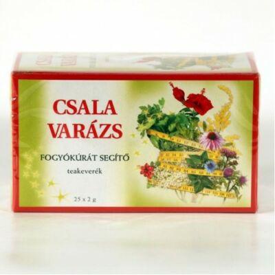 Csala Varázs filteres tea