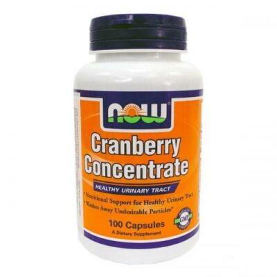 Cranberry Concentrate (vörös áfonya)-Now
