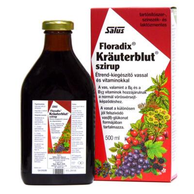 Kräuterblut-S-szirup 500 ml.