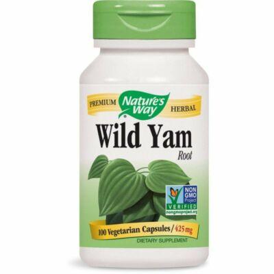 Wild Yam kapsz. -Natures Way