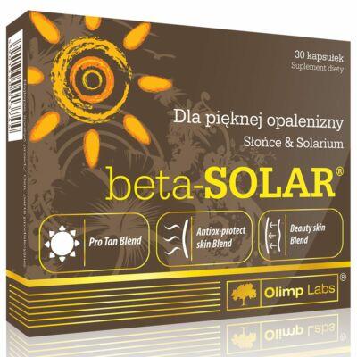 beta SOLAR®- Napozóvitamin  -Natúr Tanya-