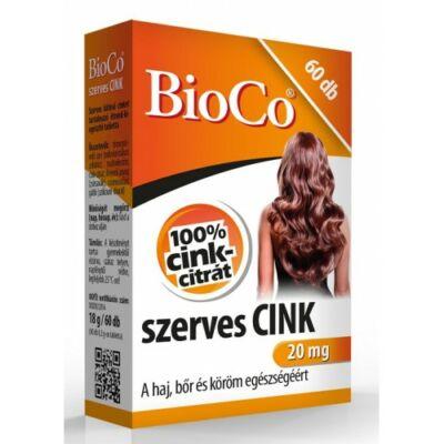 Szerves cink 60x -BioCo-
