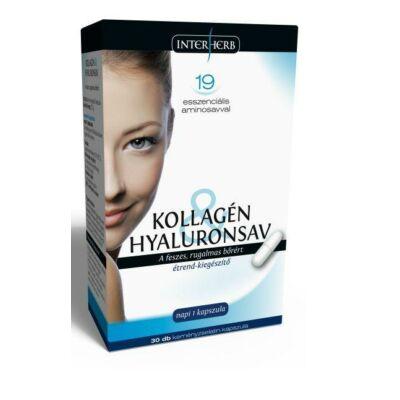 Kollagén&Hyaluronsav -Interherb-