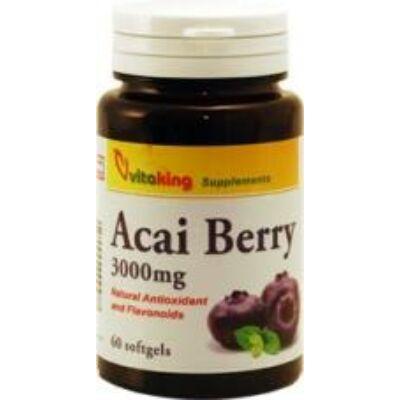 Acai Berry 60x gélkapszula