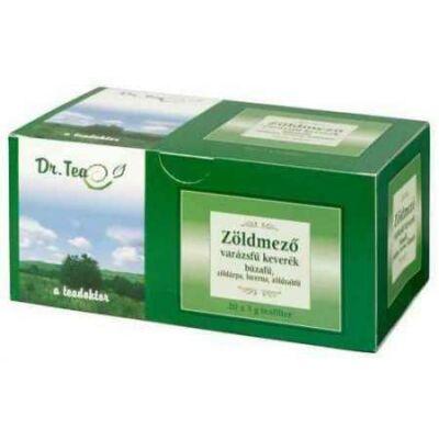 Zöldmező Varázsfű teakeverék  -VivaNatura-