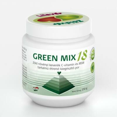 Green Mix 18 por 150gr. -VivaNatura-