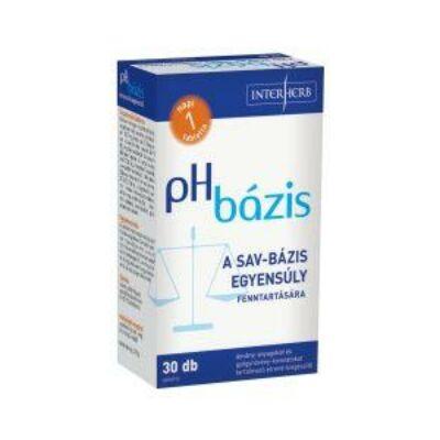 PH bázis tabletta -Interherb-