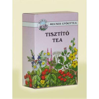 Tisztító tea 100 gr. -Mecsek-