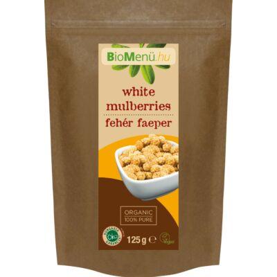 Bio fehér faeper 125 gr.-BioMenü-
