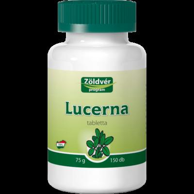 Lucerna tabletta 150x -VivaNatura-