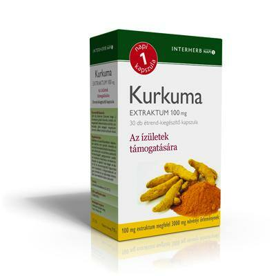 Kurkuma Extraktum -Interherb-