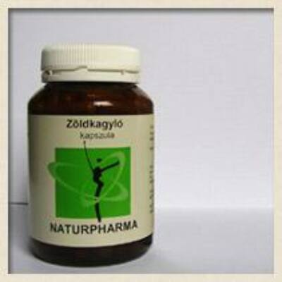 Zöldkagyló kapszula-Naturphharma-60x