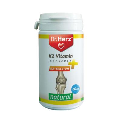 K2 vitamin+D3+kalcium -Dr.Herz-