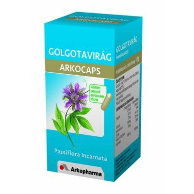 Golgotavirág kapszula-Arkocaps-