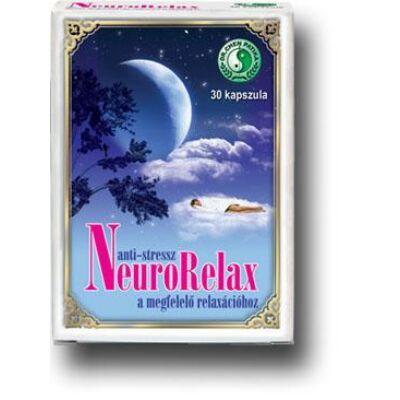 Neurorelax kapszula -Chen patika-