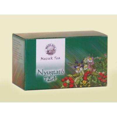 Nyugtató tea filteres -Mecsek-