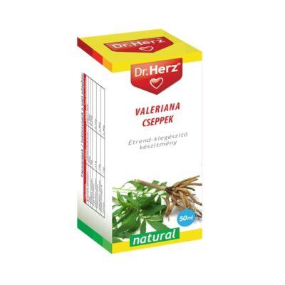 Valeriana csepp  -Dr.Herz-