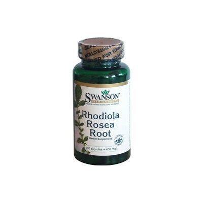 Rhodiola Rosea (Aranygyökér) kapszula -Swanson-