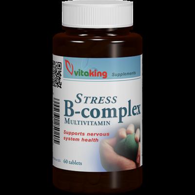 Stressz B-komplex -Vitaking-