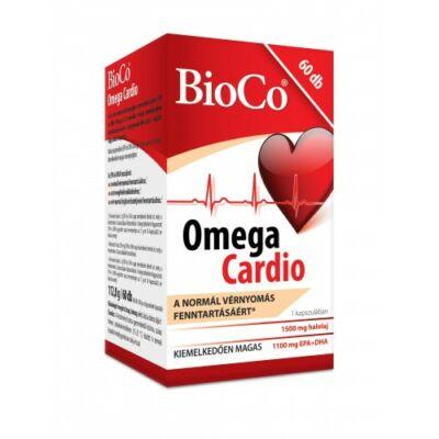 Omega Cardio   60x -BioCo-