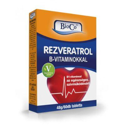 Rezveratrol tabletta -BioCo-