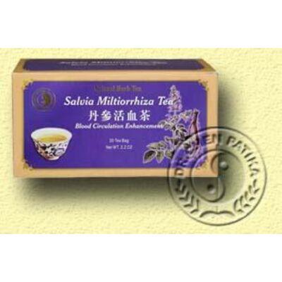 Salvia miltiorrhiza tea-Chen patika-