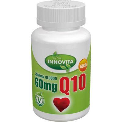 Zsírban oldódó Q10  60 mg.-Innovita-