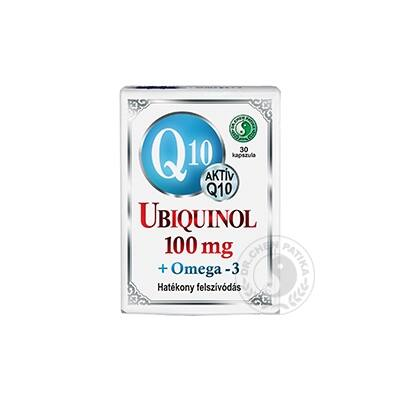 Q10 Ubiquinol  100 mg -Chen patika-