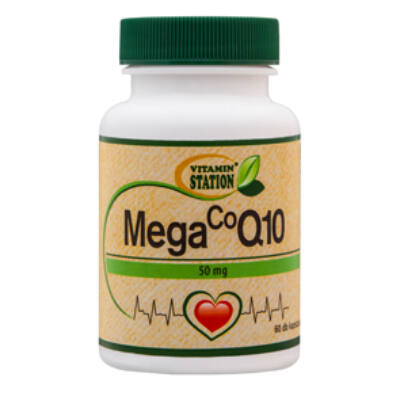 Mega Co Q10 50 mg 60x-VitaminStation-