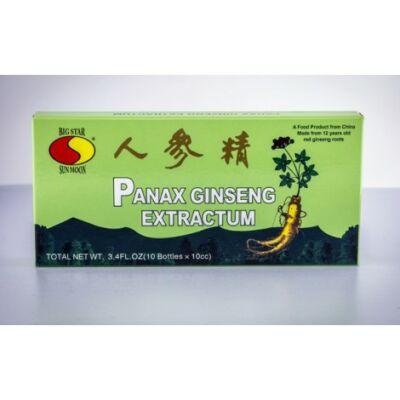 Panax Ginseg kivonat 10x