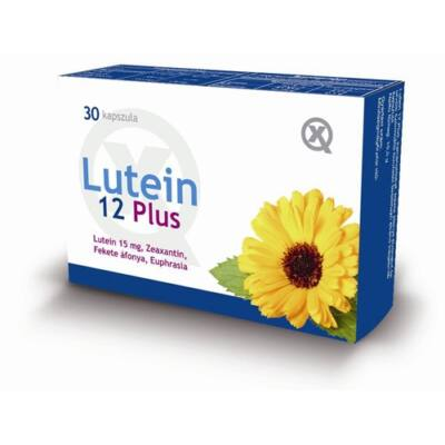 Lutein 12Plus -SVUS Pharma-