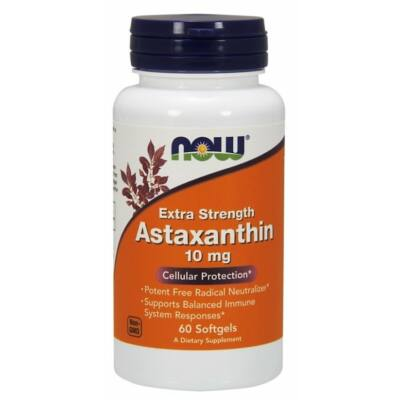 Astaxanthin  10 mg - NOW-