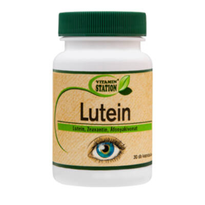 Lutein 30x -Vitamin Station-