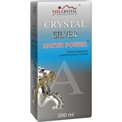 Nano Silver-Vita Crystal-200ml.